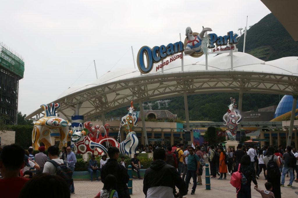 Ocean Park.